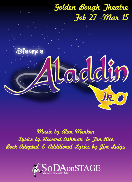 Disney Aladdin Junior