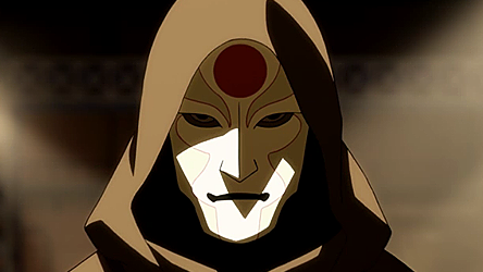 Legend Of Korra Amon